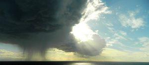 sun-rain-sea