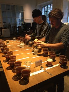 Cupping TCC brasil Cup of Exc