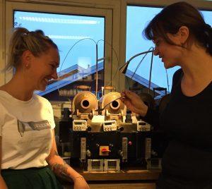 NA Oslo Kaya Therese roaster