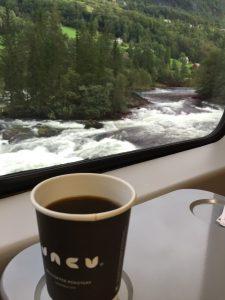 Kaffe norsk foss