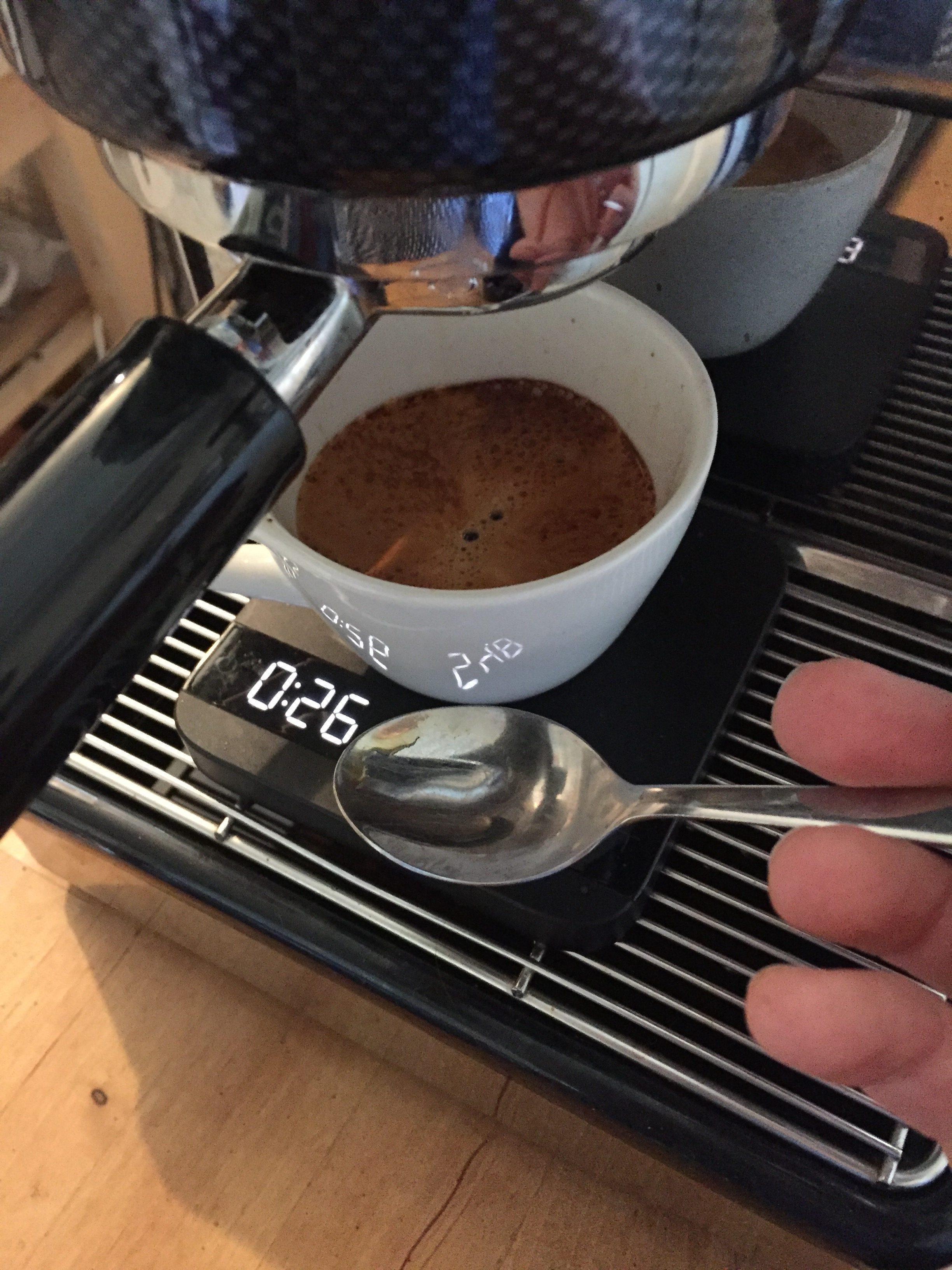 Light roast espresso - CoffeeNavigated